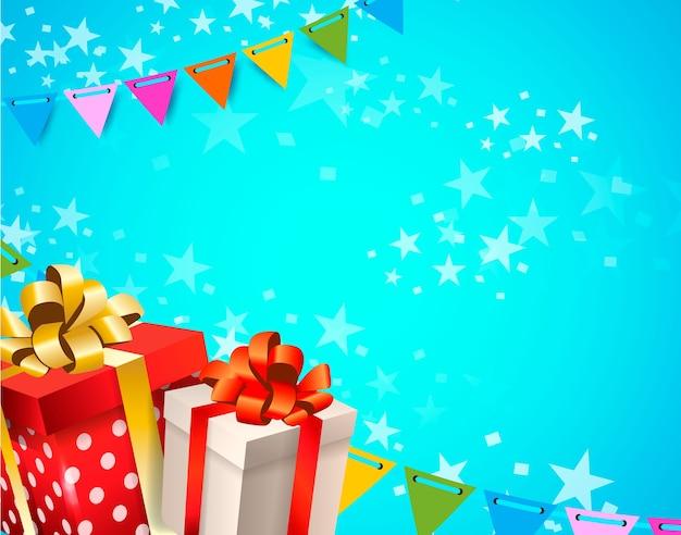Carta festa di compleanno