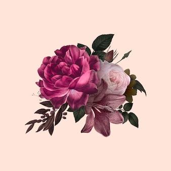 Carta floreale