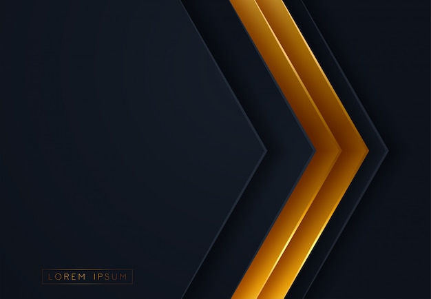 Carta grafica 3d astratta