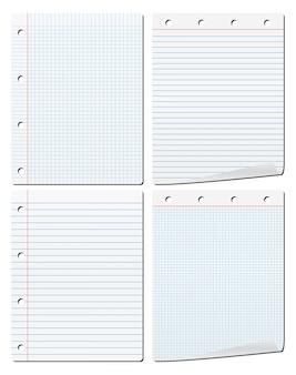 Carta per notebook