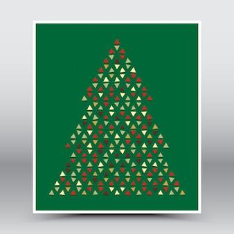 Carta tagliata buon natale e capodanno