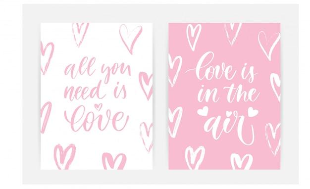 Carte d'amore