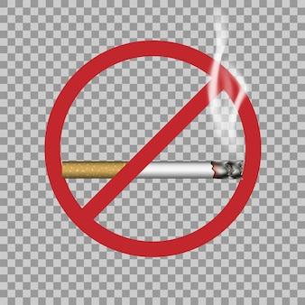 Cartello non fumatori