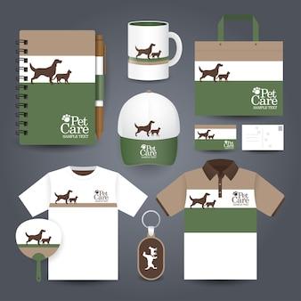 Cartoleria per animali domestici