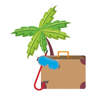 Cartoline di viaggi e vacanze estive