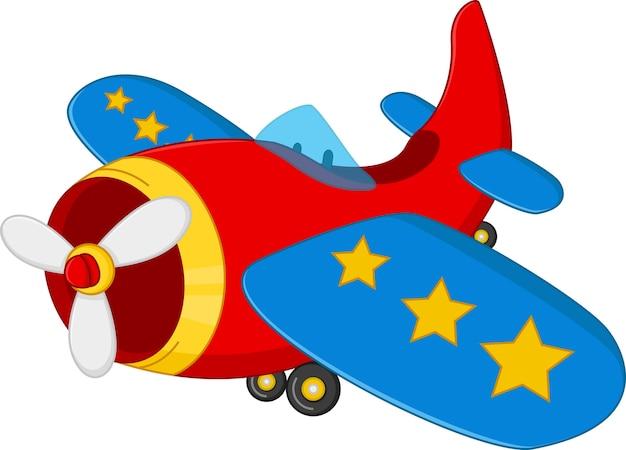 Cartone animato aereo