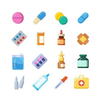 Cartone animato di medicina