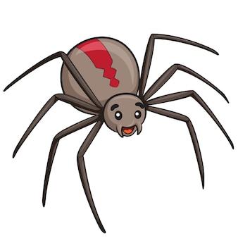 Cartone animato ragno