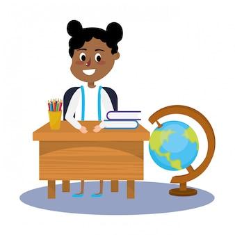 Cartone animato scuola elementare