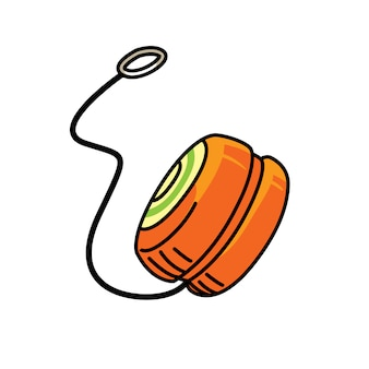 Cartone animato yoyo