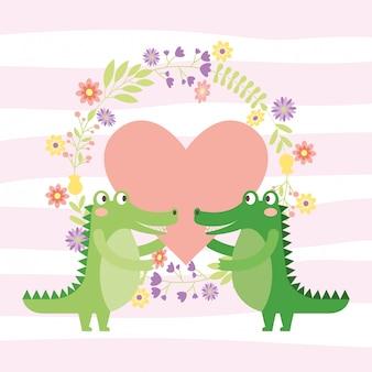 Cartoni animati di animali carini