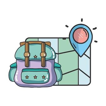 Cartoni animati per viaggi e vacanze