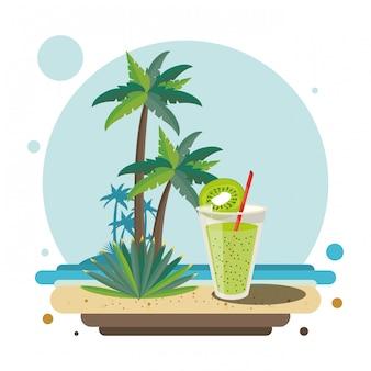 Cartoni estivi e da spiaggia