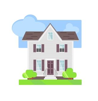 Casa a due piani