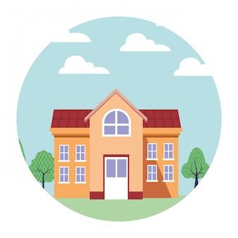 Casa del campus universitario