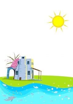 Casa dell'egeo