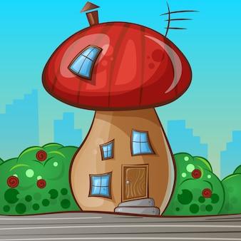 Alberi cartone animato foto e vettori gratis - Casa di cartone ...