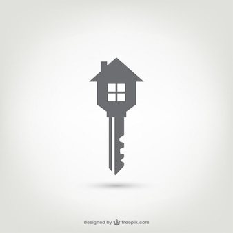 Casa key logo