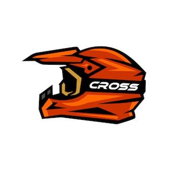 Casco da cross