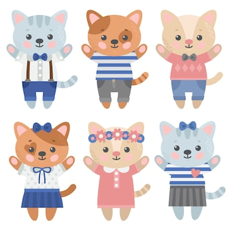 Cat disegna collezione