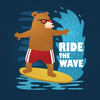 Cavalca l'onda