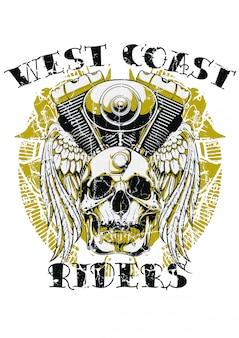 Cavalieri della west coast