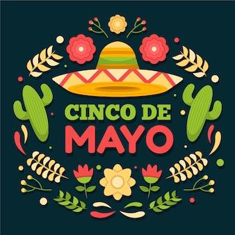 Celebrazione del cinco de mayo