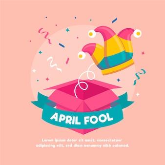 Celebrazione del giorno dei pesci d'aprile