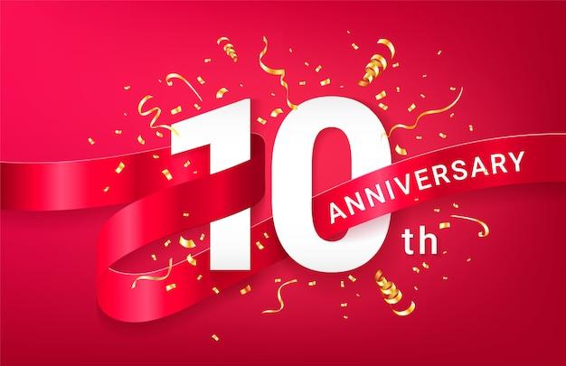 Celebrazione dell'anniversario