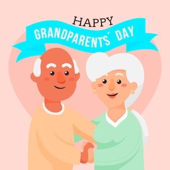 Celebrazione della festa nazionale dei nonni