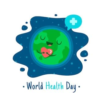 Celebrazione della giornata mondiale della salute