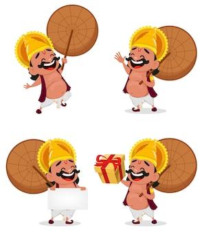 Celebrazione onam. re mahabali