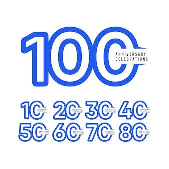 Celebrazioni per il 100 ° anniversario