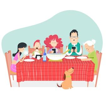 Cena di famiglia