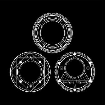 Cerchia runa magica