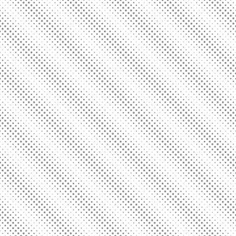 Cerchio geometrico bianco e nero senza cuciture