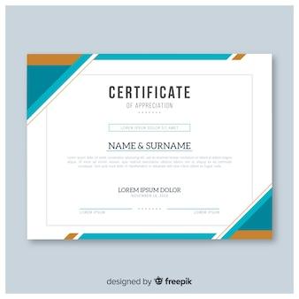 Certificato di apprezztio