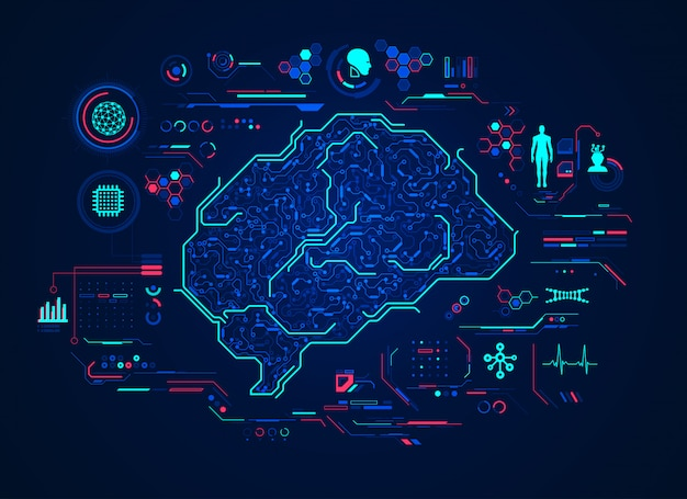Cervello di intelligenza artificiale