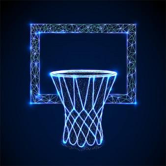 Cesto di pallacanestro