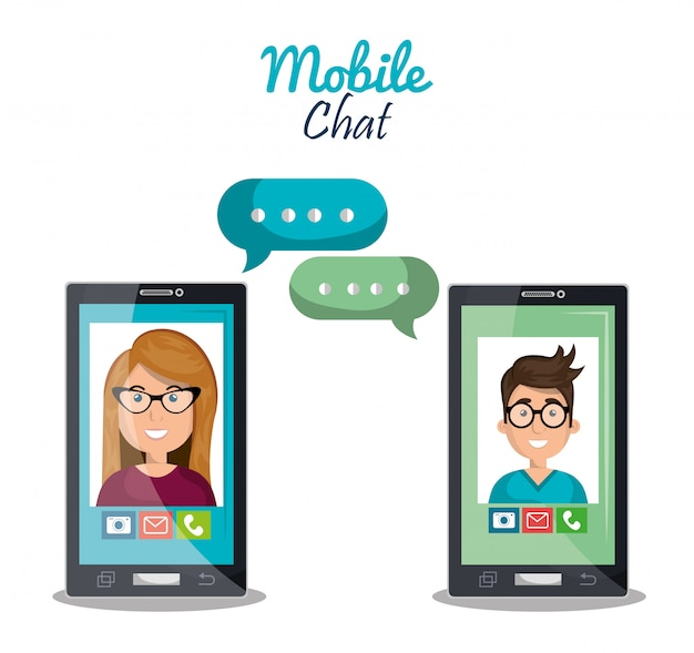 Chat mobile