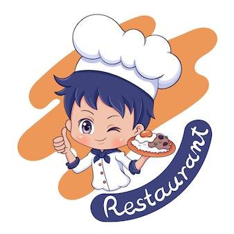 Chef del personaggio maschile 03