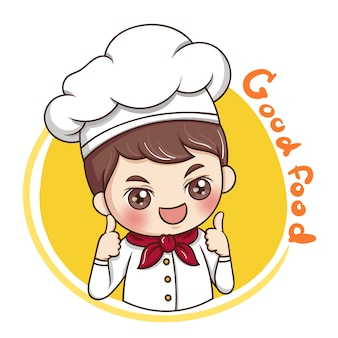 Chef maschio