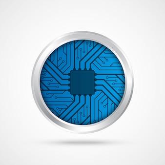 Chip elettronico