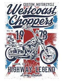 Chopper westcoast
