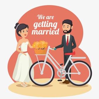 Ci stiamo per sposare