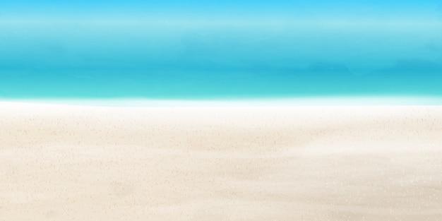 Ciao concetto di vacanza di progettazione dell'insegna di vettore di estate.
