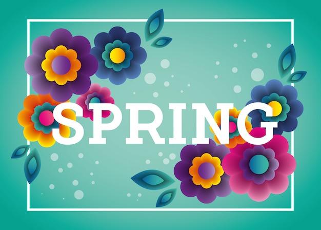 Ciao primavera card