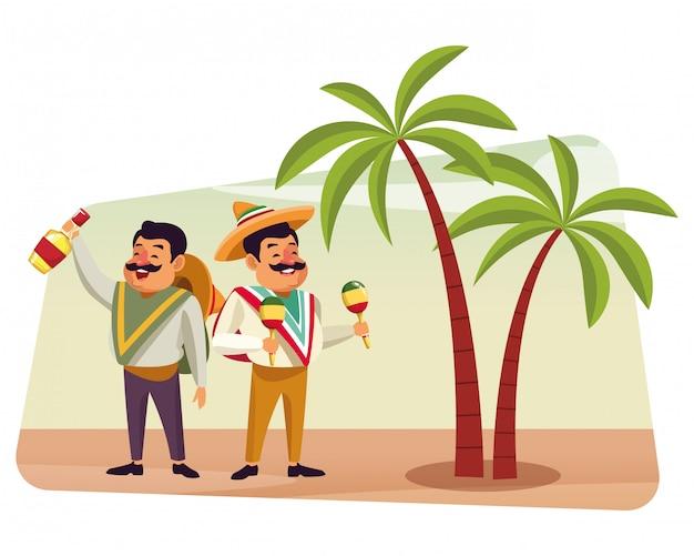 Cibo messicano e cultura tradizionale