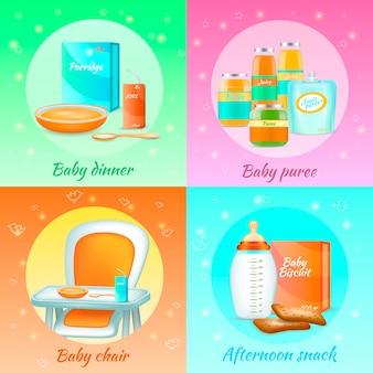 Cibo per neonato