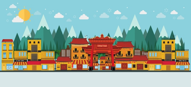 Cina famose attrazioni turistiche
